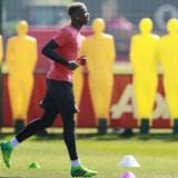 I august 2016 indgik agent Mino Raiola en aftale om såkaldt dobbeltrepræsentation med Paul Pogba og den engelske storklub Manchester United. Reuters/Jason Cairnduff