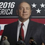 Sådan er man vant til at se Kevin Spacey om forgrundsfigur for Netflix' profilserie »House of Cards«. Men nu er profilen blevet et problem.