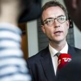 Miljø- og fødevareminister Esben Lunde Larsen.