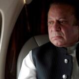 Kilder: Pakistans regering finder midlertidig premierminister Pakistans højesteret tvang fredag Nawaz Sharif til at trække sig som premierminister.