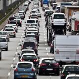 Arkivfoto. Danske biler udleder for tredje år i træk mere CO2 (Foto: Dennis Lehmann/Scanpix 2013)