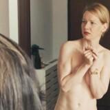 Sandra Hüller har smidt sit powerdress i Maren Ades »Toni Erdmann«, der er dette års Cannes-festivals mest oplagte bud på en guldpalmevinder.