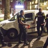 22-årig er anholdt efter mulig trussel mod et spillested i Rotterdam, hvor en bil med gasflasker blev stoppet. EPA/ARIE KIEVIT