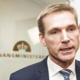 Kristian Thulesen Dahl. (Foto: Ólafur Steinar Gestsson/Scanpix 2016)