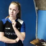 Portræt af Nanna Dagø til serie om teenageliv