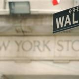 ARKIVFOTO: Wall Street