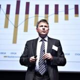 Arkivfoto. Jesper Berg, direktør for Finanstilsynet. (Foto: Henning Bagger/Scanpix 2016)