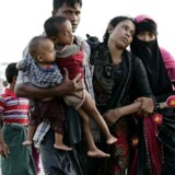 Omkring 60 procent af de knap 400.000 rohingya-flygtninge i Bangladesh er børn, vurderer Unicef.
