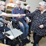 Ældreminister Thyra Frank leverer varen på ældreområdet, mener May-Britt Kattrup, sundheds- og ældreordfører for Liberal Alliance, som afviser, at Ældreministeriet blot er en »tom skal«.