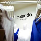 Arkivfoto. Internetbutikken Zalando satte ny omsætningsrekord i fjerde kvartal sidste år. Åbner nyt lager i Sverige.