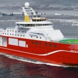 Navnet »Boaty McBoatface« vandt tidligere på året afstemningen om, hvad det britiske forskningsskib skal hedde.