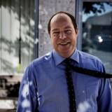 Direktør for datavirksomheden Global Connect, Christian Holm Christensen, fotograferet på virksomhedens areal d. 19. august 2015.