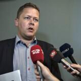 Dennis Flydtkjær fra Dansk Folkeparti.
