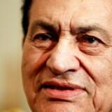 Arkivfoto. Hosni Mubarak.
