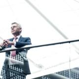 Mens erhvervslivet rasler ned i årets magtanalyse, står Dansk Industri Karsten Dybvad bedre, end han har gjort siden 2014. Fagorganisationerne vinder frem, og tilbage står Dybvad: Ene erhvervsrepræsentant i top ti.