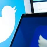 Mikroblogtjenesten Twitter ændrer på, hvordan længden på de publicerede beskeder tælles op. Nu vil en række ting blive undtaget, så der er lidt mere plads til tekst. Arkivfoto: Leon Neal, AFP/Scanpix