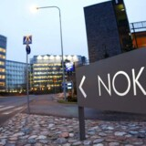 Den finske mobilproducent Nokia står bag to af fem solgte mobiltelefoner i verden. Foto: Nokia