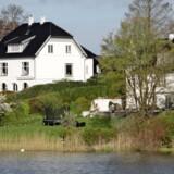En stor del af boliger til over 10 mio. kr. handles nord for København. Arkivfoto