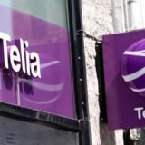 Fyringsrunden hos Telia fredag morgen koster 53 kundemedarbejdere - frem for alt administrative - deres job. Arkivfoto: Brian Bergmann, Scanpix