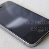 Netstedet Gizmodo offentliggjorde billeder af den hemmeligholdte iPhone 4-model. Foto: Gizmodo