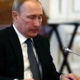 Arkivfoto: Vladimir Putin.