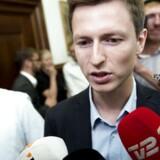 Socialdemokratiets skatteordfører, Jesper Petersen