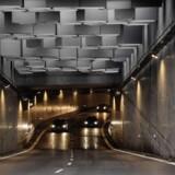 Det er seks måneder siden, at den nye Nordhavnsvej i København åbnede for trafik. Nu viser nye trafikmålinger, at vejen har lettet presset på bydelen Østerbro. Arkivfoto: Thomas Lekfeldt