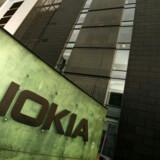 Apple har krænket ti af Nokias patenter, mener den finske mobilgigant, der nu går rettens vej. Foto: Antti Aimo-Koivisto, AFP/Scanpix