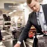 Nets-direktør med ansvar for Dankortet, Jeppe Juul-Andersen, ser frem til at udvide samarbejdet med Vipps, der er rival til MobilePay i Norge.