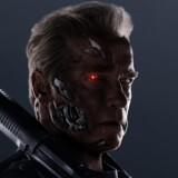 Arnold Schwarzenegger er tilbage i rollen som Terminator i » Terminator Genisys«. PR-foto