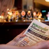 I 2005 bragte Jyllands-Posten  Muhammed-tegningerne. Og flere danske aviser fulgte trop. Sagen lever stadig i Saudi Arabien.