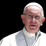 Ofre for præsters overgreb skal vide, at Pave Frans er på deres side, står der i en erklæring fra Vatikanet. Arkivfoto.