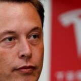 To investorer har sagsøgt Tesla-topchef, Elon Musk.