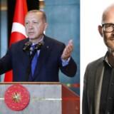 Fotobyline: Kayhan Ozer og Thomas Lekfeldt