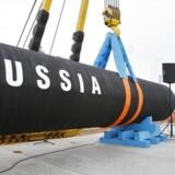Danmark kan næppe forhindre en russisk gasledning, som mange politikere ellers er modstandere af.