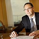 Kim Fejfer, ledende partner A.P. Møller Capital, er klar tli at investere i Afrika.