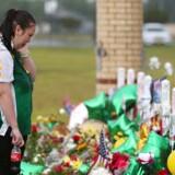 I maj blev ni elever og en lærer fra Santa Fe High School dræbt under et skoleskydderi.