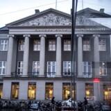 (ARKIV) Danske Banks hovedsæde i København, 2. februar 2018. Bagmandspolitiet har indledt en efterforskning mod Danske Bank for overtrædelse af loven om hvidvask. Det oplyser Bagmandspolitiet i en pressemeddelelse. Det skriver Ritzau, mandag den 6. august 2018.. (Foto: Mads Claus Rasmussen/Ritzau Scanpix)