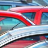 Ifølge EU-Kommissionen er der risiko for, at udledningerne fra den europæiske bilpark igen bliver manipuleret af producenterne. Det er uklart, hvilke konkrete bilmærker, der er tale om. Arkivfoto: Iris