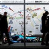 Arkivfoto: Det er ikke første gang, at nogen har forsøgt at brænde hjemløse i Berlin. I december 2016 blev en sovende hjemløs udsat for et brandattentat.