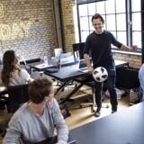 Mik Strøyberg er serieiværksætter og stifter af office management-platformen Good Monday. Mik Strøyberg og hans medarbejder vil revolutionere det danske kontormiljø ved at skabe tid til mere nærvær fra ledelsens side.