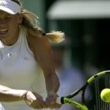 Den danske verdenstoer vandt 6-0, 6-3 over Varvara Lepchenko i første runde af Wimbledon.