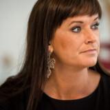 Portræt af innovationsminister Sophie Løhde.