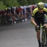 Den danske cykelrytter Christopher Juul-Jensen vandt tirsdag 4. etape af cykelløbet Schweiz Rundt.