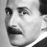 Det er lidenskaben, der overalt er drivkraften hos Stefan Zweig (1881-1942) Foto fra ca. 1929.