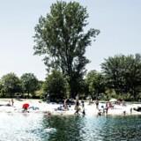 Arkivfoto af Amager Strandpark