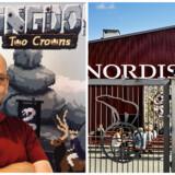 Jonas Antonsson, som er administrerende direktør for og medstifter af det svenske computerspilfirma Raw Fury, får nu Nordisk Film ind som medejer. Fotos: Nordisk Film