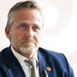 Udenrigsminister Anders Samuelsen (LA) (foto: Martin Sylvest/Scanpix Ritzau 2018)