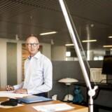 Novo-topchef Lars Fruergaard Jørgensen kan skimte i horisonten, at nettopriserne på det amerikanske insulinmarked vil falde.