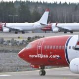 Norwegian vil nu mindske væksten og forsøge at tjene de penge hjem, som den markante udvidelse af forretningen har kostet. Jon Nazca/arkiv/Reuters